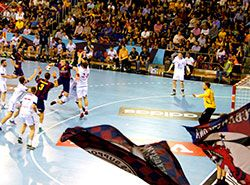 Get tickets to FC Barcelona matches on handball camp in Barcelona, Spain