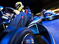 Activities in Barcelona - Teambuilding in Barcelona - Go Kart