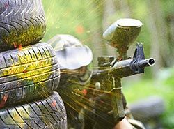 Activities in Barcelona - Teambuilding in Barcelona - Paintball