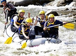 Activities in Barcelona - Teambuilding in Barcelona - Rafting