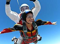 Activities in Barcelona - Teambuilding in Barcelona - Skydiving