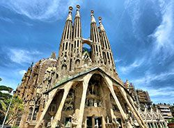 Best attractions in Barcelona - Top sightseeing in Barcelona
