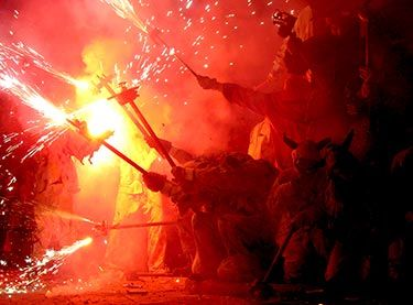 Festivals in Barcelona - Celebrations in Barcelona - Merce