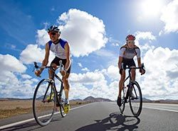 Cycling competitions and trainings in Spain on cycling camp in Barcelona