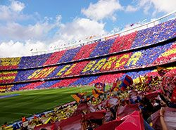 Football camps Barcelona - Soccer camps Barcelona