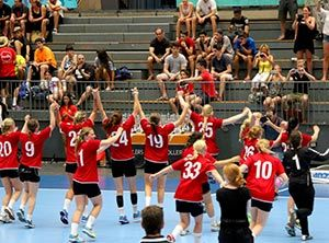 Participate in Granollers Cup - Handball Tournament close to Barcelona