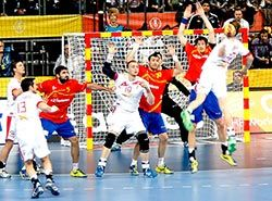 Handball tournaments in Spain for teams on handball camp in Barcelona
