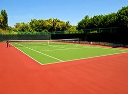 Great training facilities in Spain for clubs on tennis camps in Barcelona