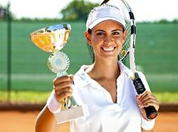 Participate in tennis tournaments in Spain on tennis camp in Barcelona