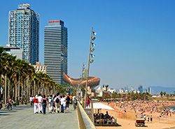 Travel to Barcelona - Fantastic corporate trip, school trip and group trips