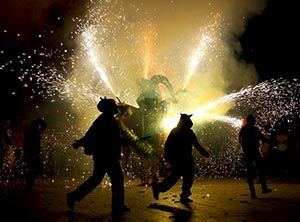 Correfoc Parades - An important Catalan tradition