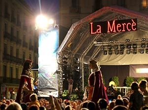 Dancing with Giants at Merce Festival in Barcelona