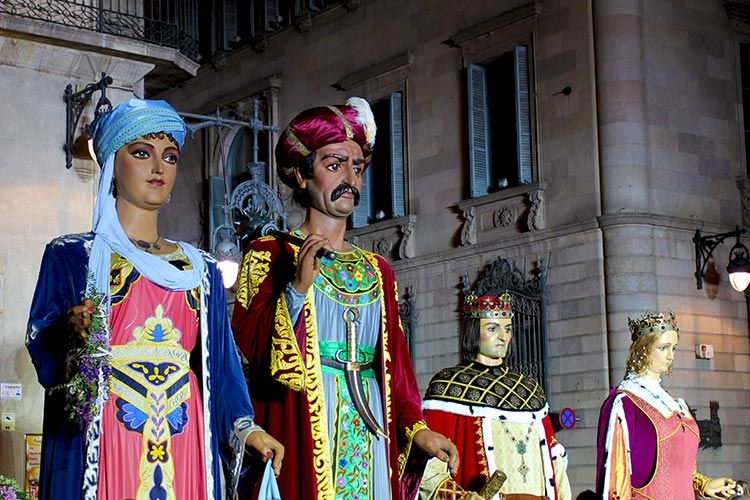 The Merce Festival in Barcelona