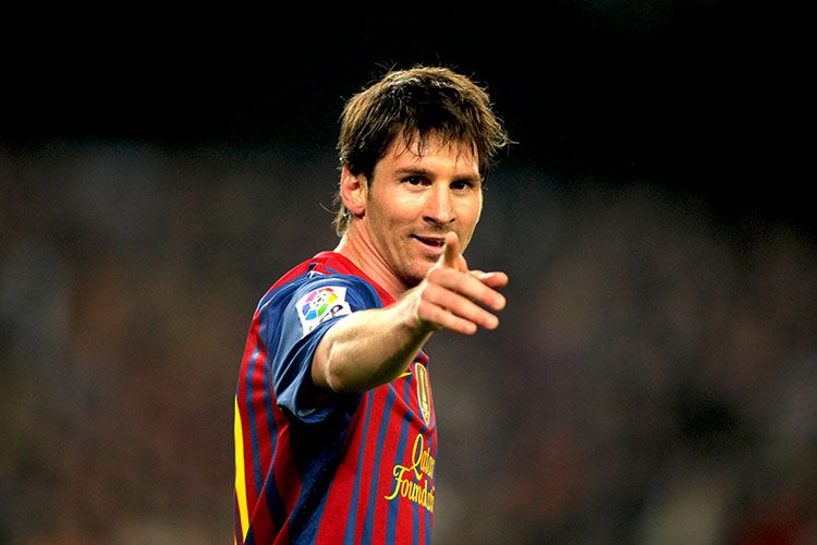 Lionel Messi all-time top goal scorer